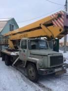 ГАЗ 3307. Продаётся автовышка, 4 600куб. см., 18м.