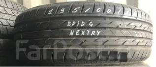 Bridgestone Nextry Ecopia. Летние, 2015 год, износ: 5%, 1 шт