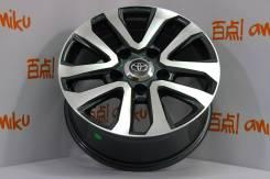 NEW! Штатные диски для Lexus/Toyota LC200 R18 J8 ET50 5*150. 8.0x18, 5x150.00, ET50, ЦО 110,0мм.