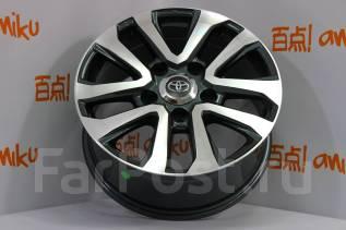 "NEW! Штатные диски для Lexus/Toyota LC200 R18 J8 ET50 5*150. 8.0x18"", 5x150.00, ET50, ЦО 110,0мм."