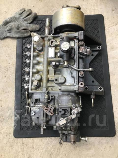 Двигатель в сборе. Mitsubishi Fuso Двигатель 6D22