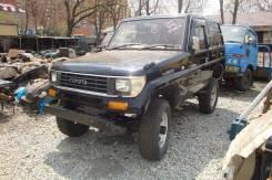 Toyota Land Cruiser Prado. KZJ71, 1KZTE