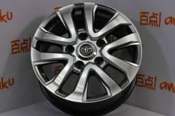 NEW! Штатные диски для Lexus/Toyota LC200 R18 J8 ET45 5*150. 8.0x18, 5x150.00, ET45, ЦО 110,0мм.