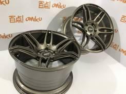Комплект дисков Cosmis Racing R18 9.5j/10.5j ET28 5*114.3. 9.5/10.5x18, 5x114.30, ET28/28, ЦО 73,1мм. Под заказ
