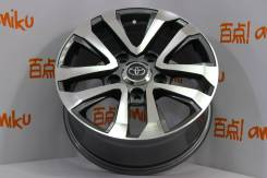 NEW! Штатные диски для Lexus/Toyota LC200 R18 J8 ET45 5*150. 8.0x18, 5x150.00, ET45, ЦО 110,0мм. Под заказ