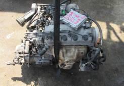 Контрактный двигатель D16A 2wd в сборе