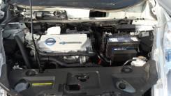 Пластик замка капота. Nissan Leaf, ZE0 Двигатель EM61