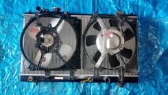 Радиатор охлаждения двигателя MAZDA PREMACY