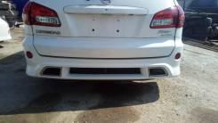 Бампер. Nissan Wingroad, Y12