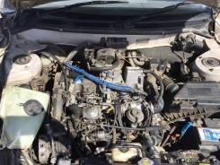 Двигатель в сборе. Toyota Sprinter, CE100, CE108G, CE104 Двигатели: 2C, 2CIII