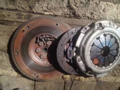 Сцепление. Honda Civic Ferio, EK3 Двигатель D15B