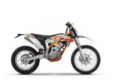 KTM Freeride 350. 350куб. см., исправен, птс, без пробега