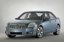 Защита двигателя железная. Cadillac BLS