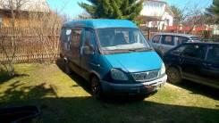 ГАЗ 2705. Продается а/м в Тюмени, 2 300куб. см., 1 500кг.