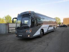 Kia Granbird. Продается туристический автобус KIA Granbird, 2008 г. в, 46 мест, В кредит, лизинг
