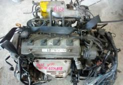 Двигатель в сборе Toyota 7A трамблёр