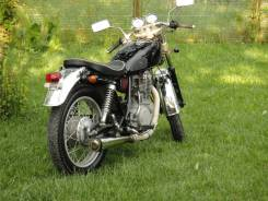 Yamaha SR400. 400куб. см., исправен, птс, с пробегом