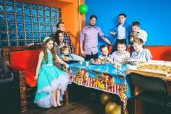 Детский День Рождения в Квестах