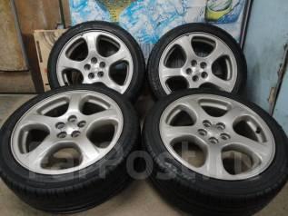 """Продам Стильные Фирменные колёса Subaru Legacy+Лето 215/45R17. 7.0x17"""" 5x100.00 ET53"""
