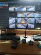 Монтаж видеонаблюдения, пожарной сигнализации, домофонов, считывателе