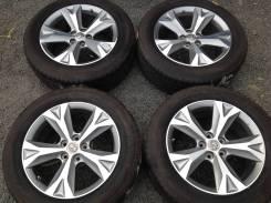 """Колёса на Lexus NX 225/60R18 Yokohama 5x114.3. 7.5x18"""" 5x114.30 ET35"""