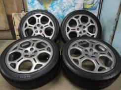 """Продам Отличные Стильные колёса Subaru Blitzen Porsche+Лето 215/45R17. 7.0x17"""" 5x100.00 ET55"""
