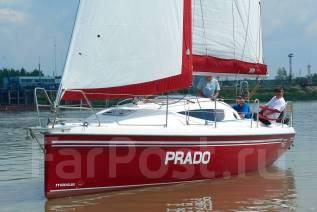 Парусная яхта Maxus 28. Длина 8,50м., 2010 год год. Под заказ