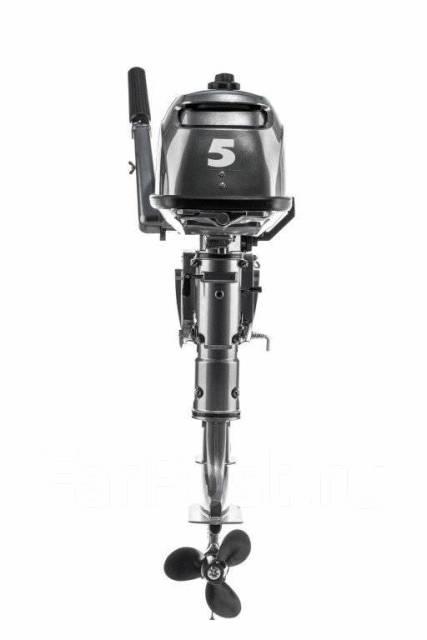 Mikatsu. 5,00л.с., 2-тактный, бензиновый, нога S (381 мм), Год: 2018 год. Под заказ