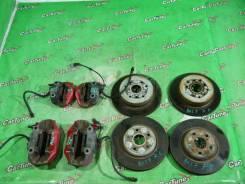 Рабочая тормозная система. Toyota Celsior, UCF30, UCF31 Двигатель 3UZFE