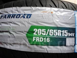 Farroad FRD16. Летние, 2018 год, без износа, 4 шт