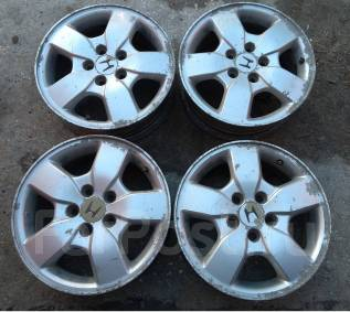 Honda. 6.0x16, 5x114.30, ET44, ЦО 64,1мм.