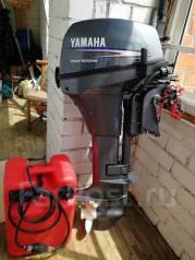 Yamaha. 9,90л.с., 4-тактный, бензиновый, нога L (508 мм), 2011 год год
