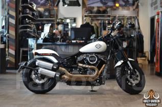 Harley-Davidson Softail Fat Bob, 2018. 1 745куб. см., исправен, птс, без пробега