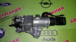 Замок зажигания. Audi A4, B5 Audi A3, 8L1 Audi A6, 4B4, 4B6, 4B2, 4B5 Двигатели: AQD, AEB, ALT, AWN, AWL, BFC, ATQ, ALG, APU, ALF, AMX, AWX, AWT, AML...