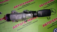 Замок зажигания. Audi: A6 allroad quattro, S6, S8, S3, TT, S4, A8, A4, A6, A3, TTS, A2, RS4 Двигатели: AKE, APB, ARE, BAS, BAU, BCZ, BEL, BES, ACK, AE...
