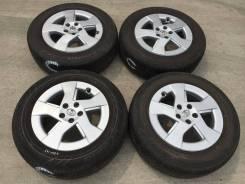 195/65 R15 Bridgestone EP25 литые диски 5х100 (L21-1507)