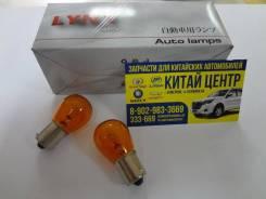 Лампа PY21W поворот цоколь ОРАНЖ LYNX