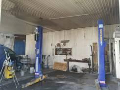 Боксы гаражные. улица Тухачевского 44, р-н БАМ, 65,0кв.м., подвал. Вид изнутри