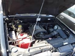 Двигатель в сборе. Isuzu Bighorn, UBS26DW, UBS26GW Двигатель 6VE1