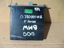 Блок управления двс. BMW 5-Series