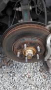 Ступица. Nissan Leaf, ZE0 Двигатель EM61