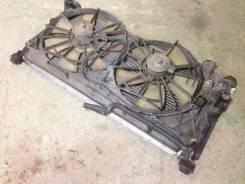 Вентилятор охлаждения радиатора. Toyota Celica, ZZT230, ZZT231 Двигатели: 1ZZFE, 2ZZGE