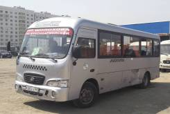 Hyundai County. Автобус Хендай Каунти 2011 ( Long), 21 место