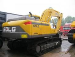 Sdlg LG6210E. Экскаватор гусеничный SDLG LG6210E, 1,00куб. м.