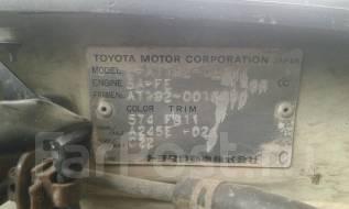 АКПП. Toyota Carina