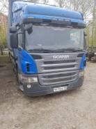 Scania P340. Продам грузовой тягач седельный Scania P 340 с полуприцепом, 12 000куб. см., 20 000кг.