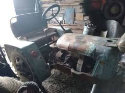 ТТ2. мини трактор заводского испожлнения