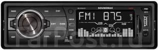 USB-Автомагнитола Soundmax SM-CCR3075 1 DIN. Под заказ