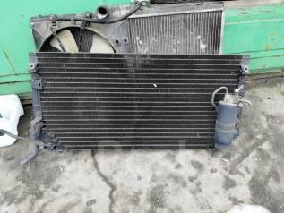 Радиатор кондиционера. Toyota Corolla Spacio, AE111N, AE115N Двигатели: 4AFE, 7AFE
