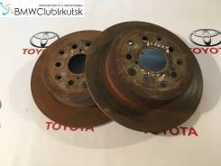 Диск тормозной. Lexus: IS300, IS200, SC430, GS430, GS300, GS400 Toyota: Crown, Aristo, Verossa, Soarer, Altezza, Crown Majesta, Mark II Wagon Blit, Ma...